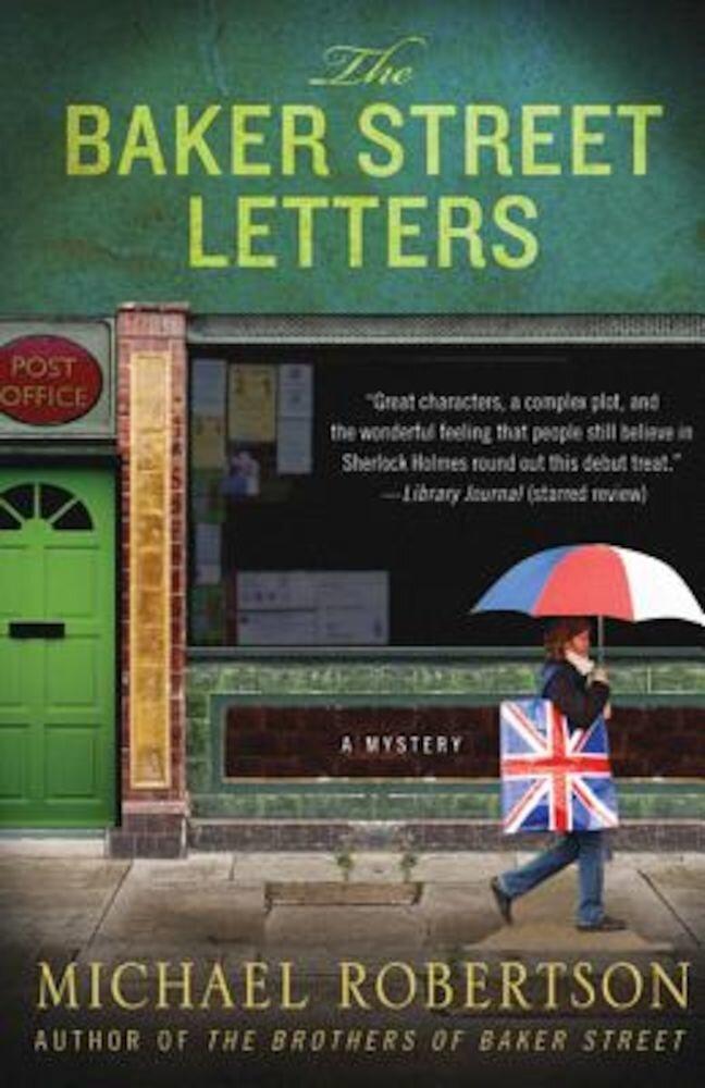 The Baker Street Letters, Paperback