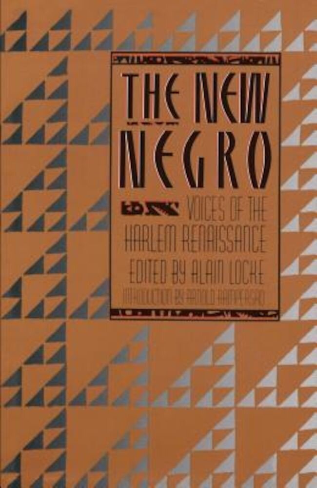 The New Negro, Paperback