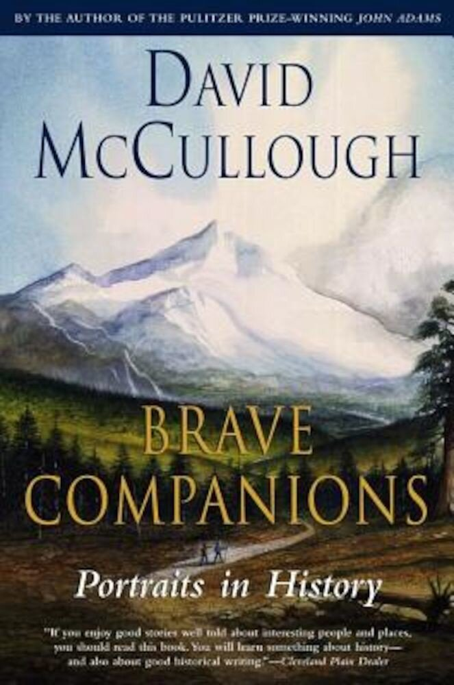 Brave Companions: Portraits in History, Paperback