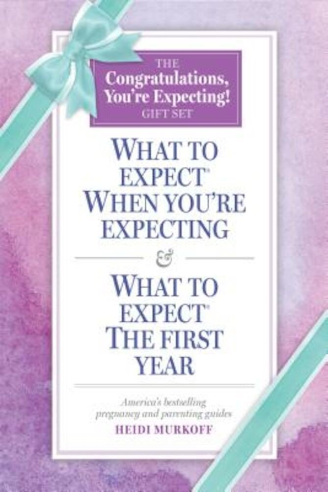 The Congratulations, You're Expecting!: Gift Set, Paperback