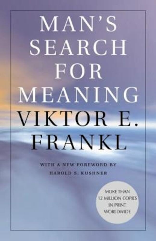 Man's Search for Meaning:, Paperback