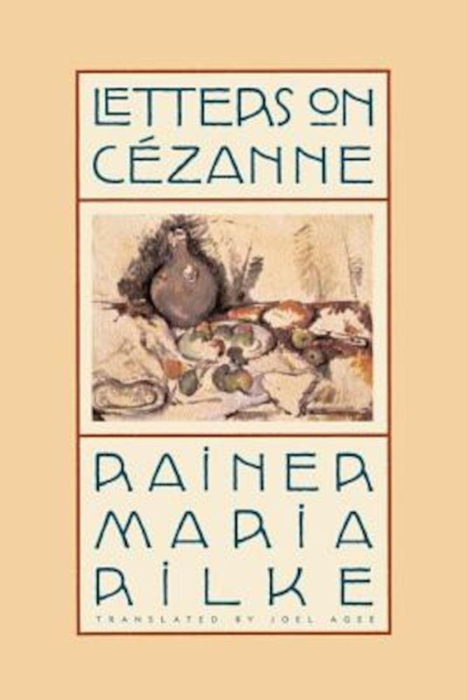 Letters on Cezanne, Paperback