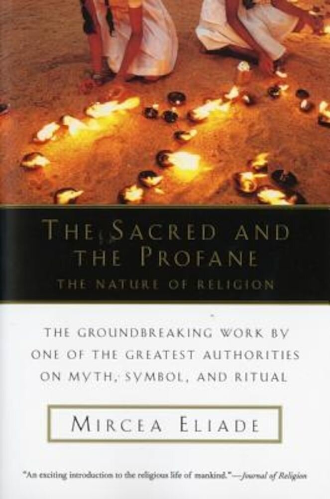 The Sacred and Profane, Paperback