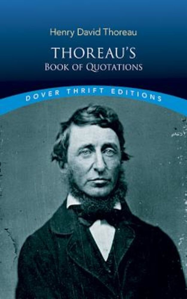 Thoreau's Book of Quotations, Paperback
