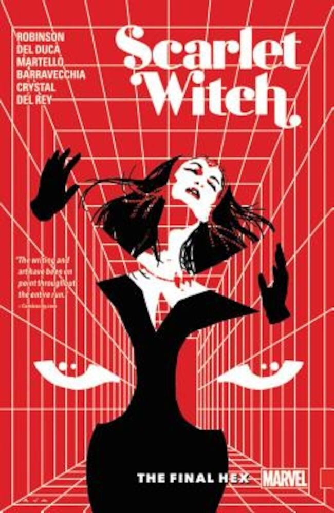 Scarlet Witch, Volume 3: The Final Hex, Paperback