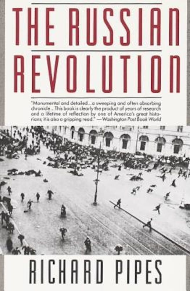 The Russian Revolution, Paperback