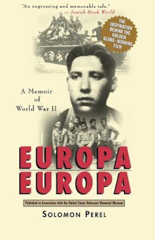 Europa, Europa, Paperback