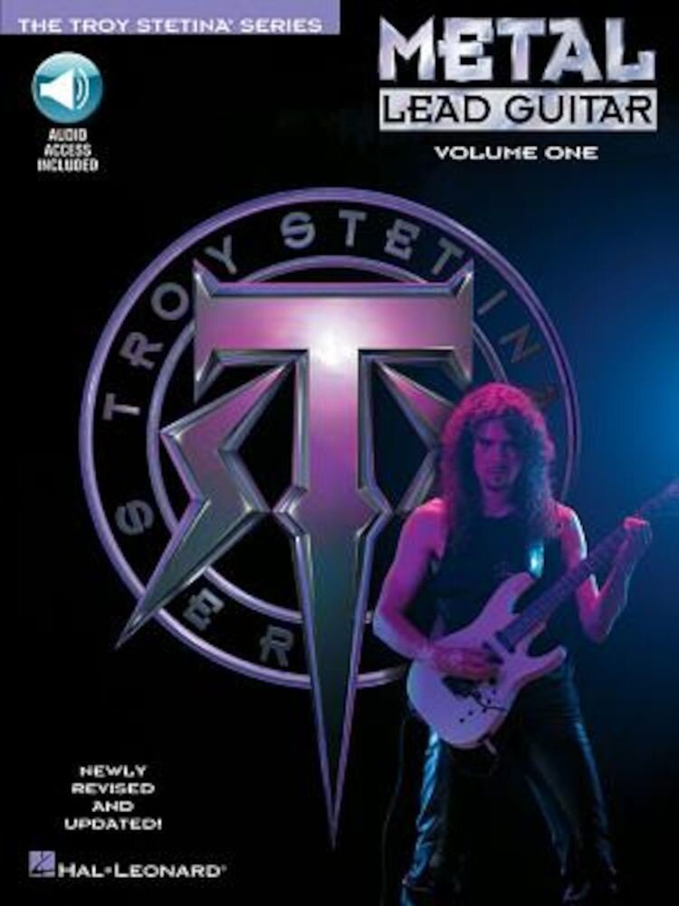 Metal Lead Guitar Vol. 1, Paperback