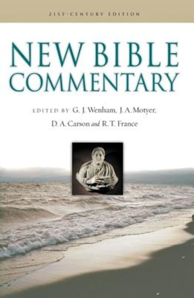 New Bible Commentary, Hardcover