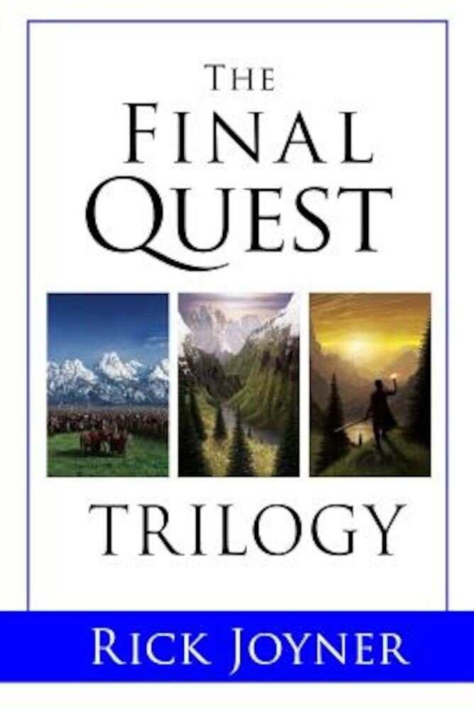 The Final Quest Trilogy, Hardcover
