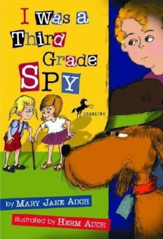 I Was a Third Grade Spy, Paperback