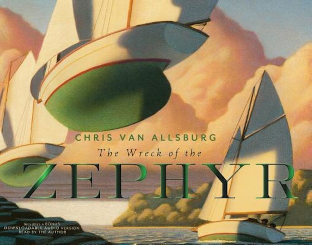 The Wreck of the Zephyr, Hardcover