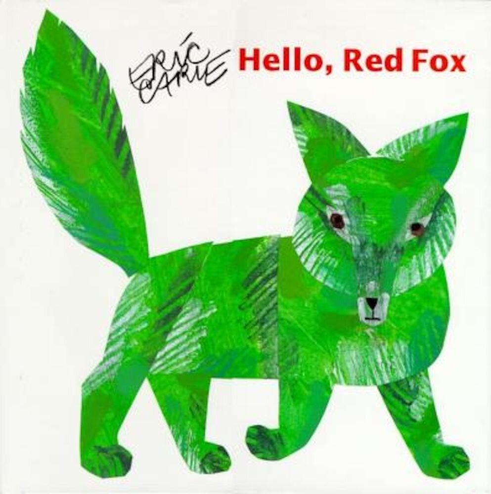 Hello, Red Fox, Hardcover
