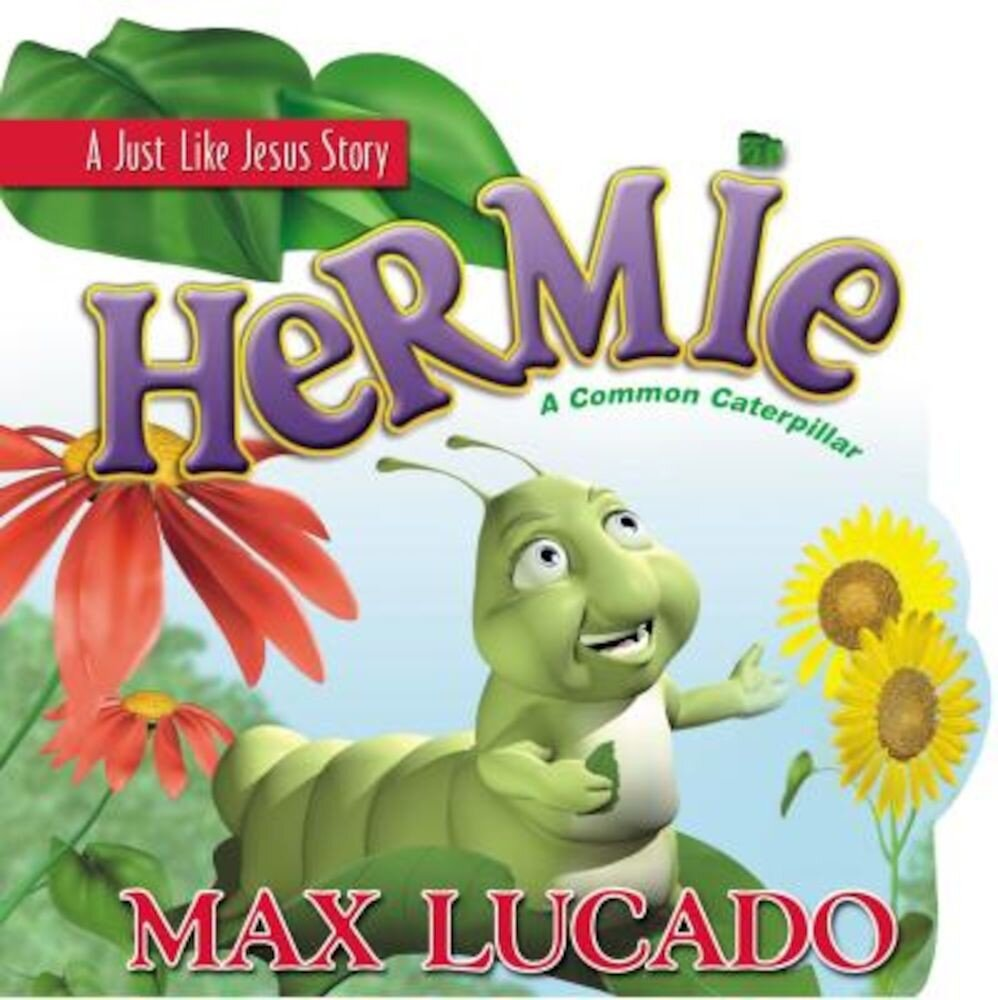 Hermie: A Common Caterpillar Board Book, Hardcover