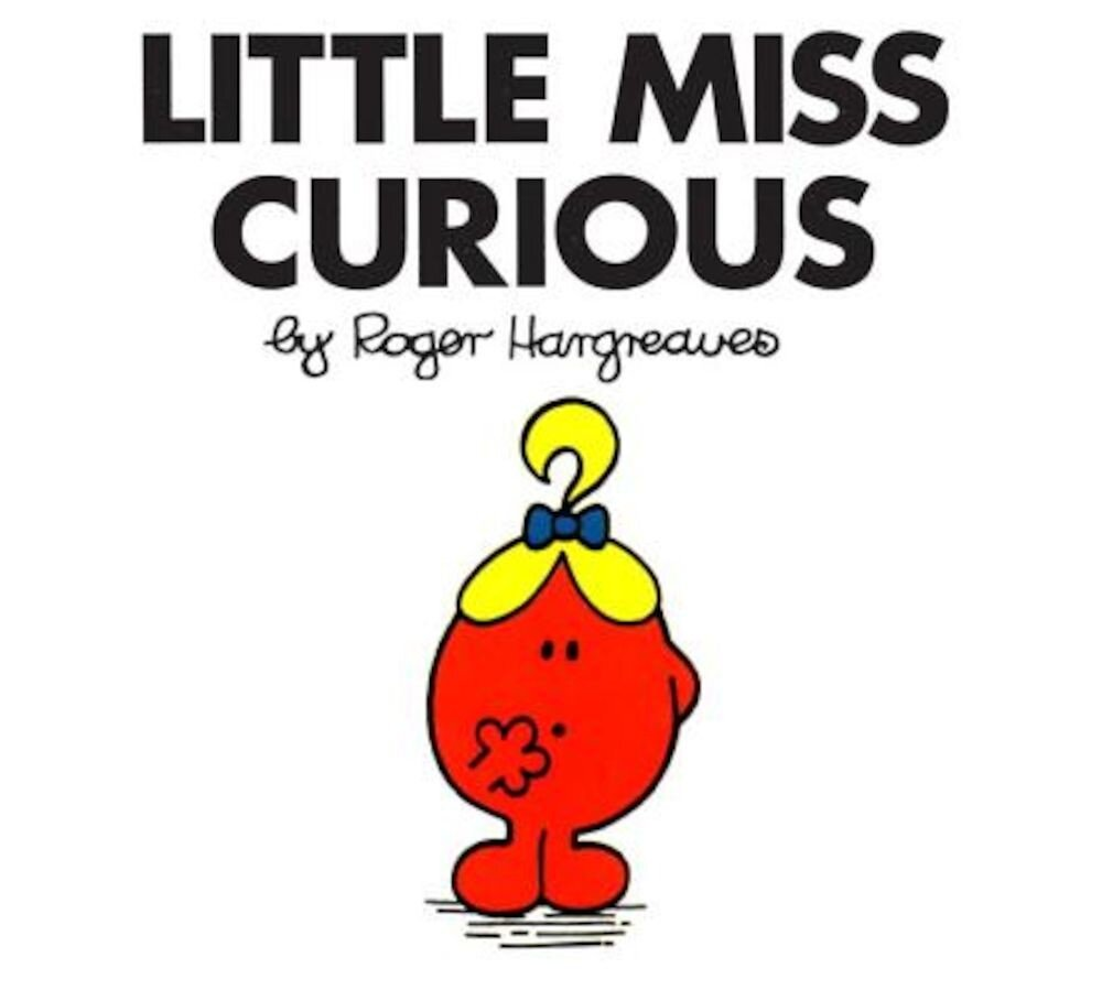 Little Miss Curious, Paperback