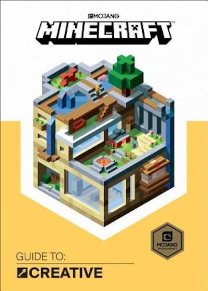 Minecraft: Guide to Creative, Hardcover