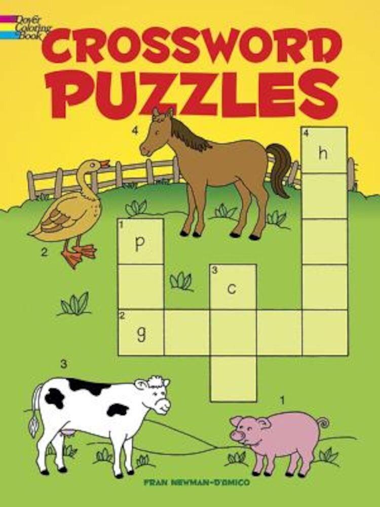 Crossword Puzzles, Paperback