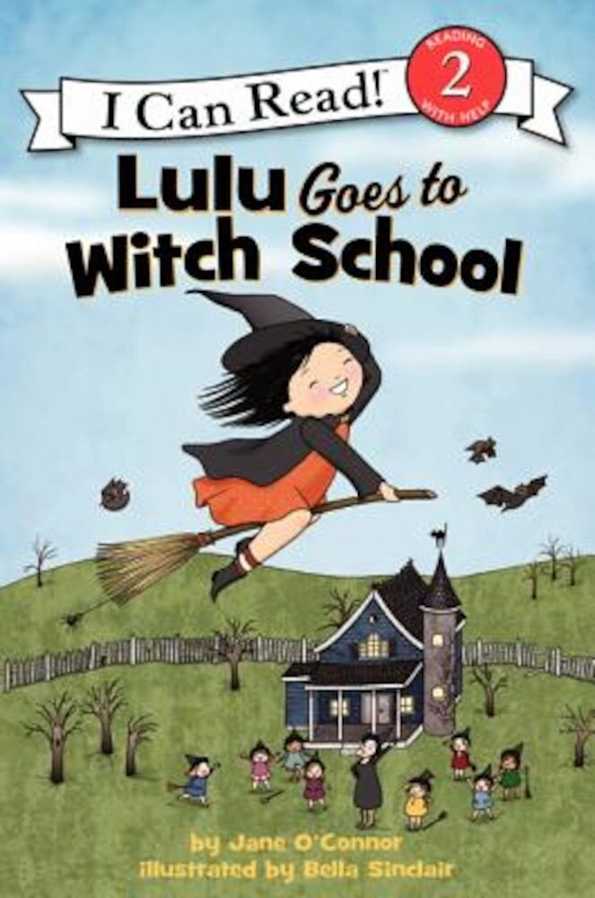 Lulu Goes to Witch School, Paperback
