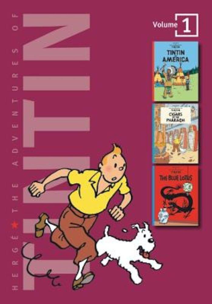 The Adventures of Tintin: Volume 1, Hardcover
