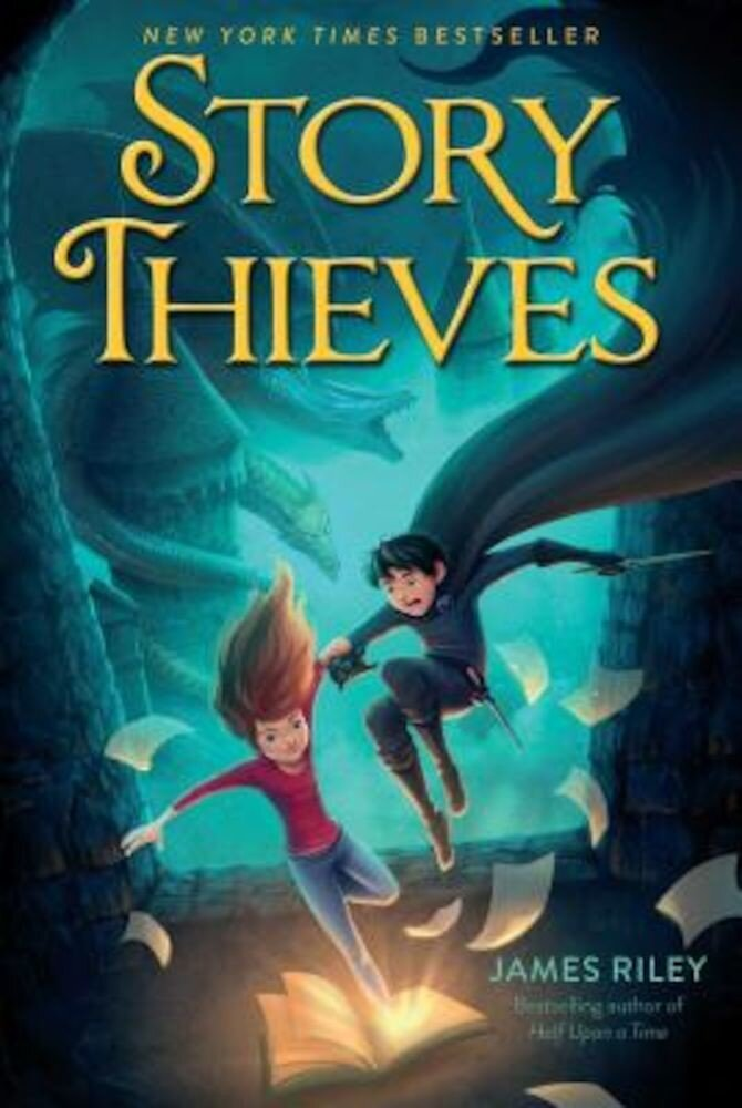 Story Thieves, Paperback