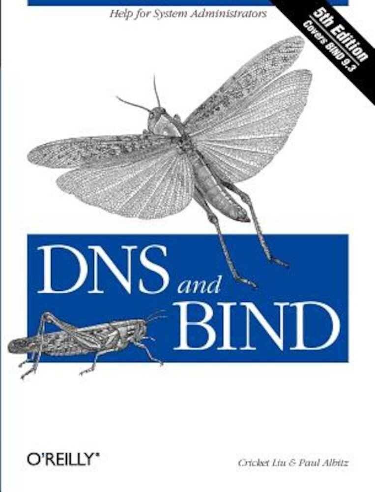 DNS and BIND, Paperback