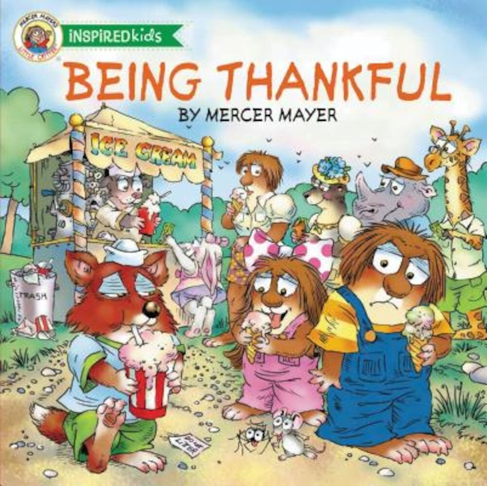 Being Thankful, Paperback