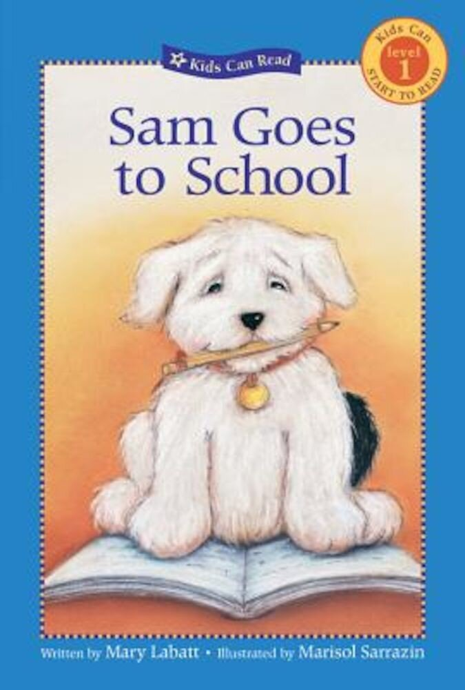 Sam Goes to School, Paperback