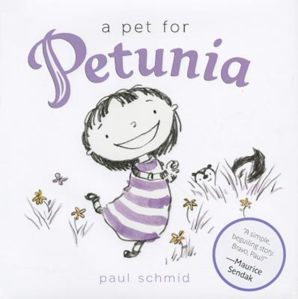 A Pet for Petunia, Hardcover