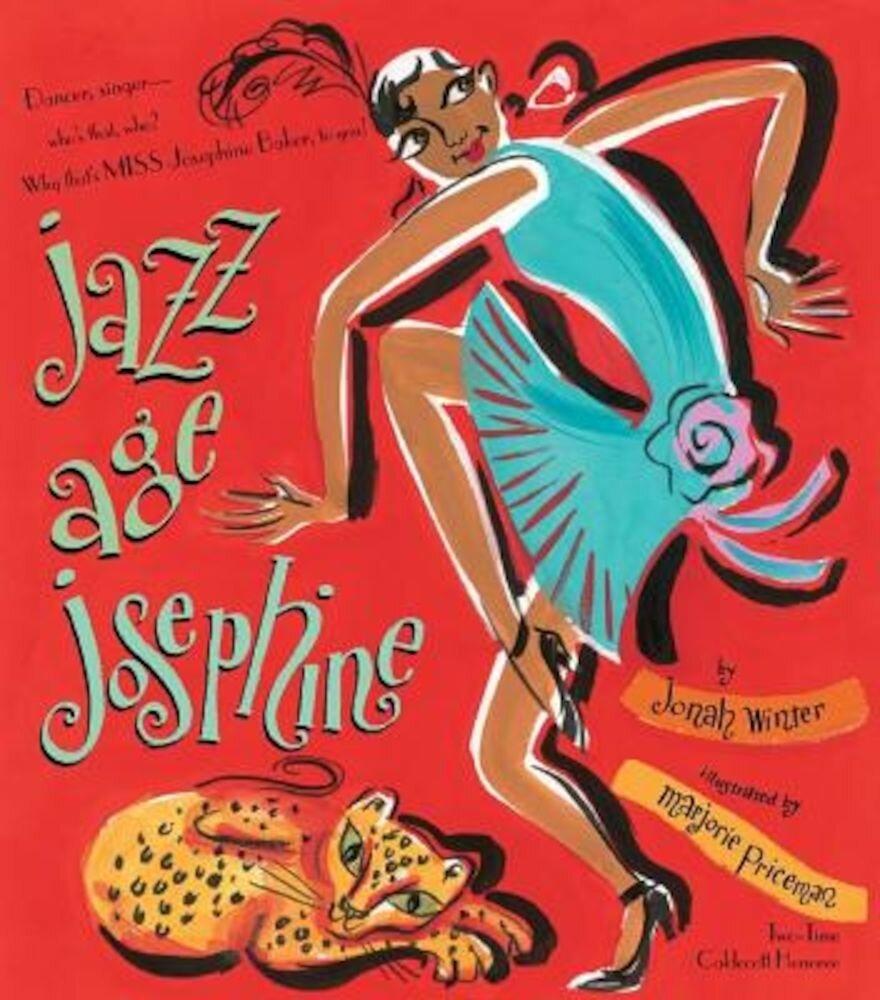 Jazz Age Josephine, Hardcover