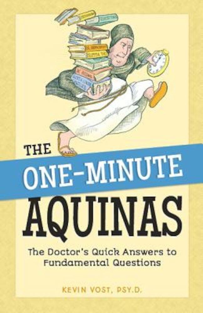 One-Minute Aquinas, Paperback