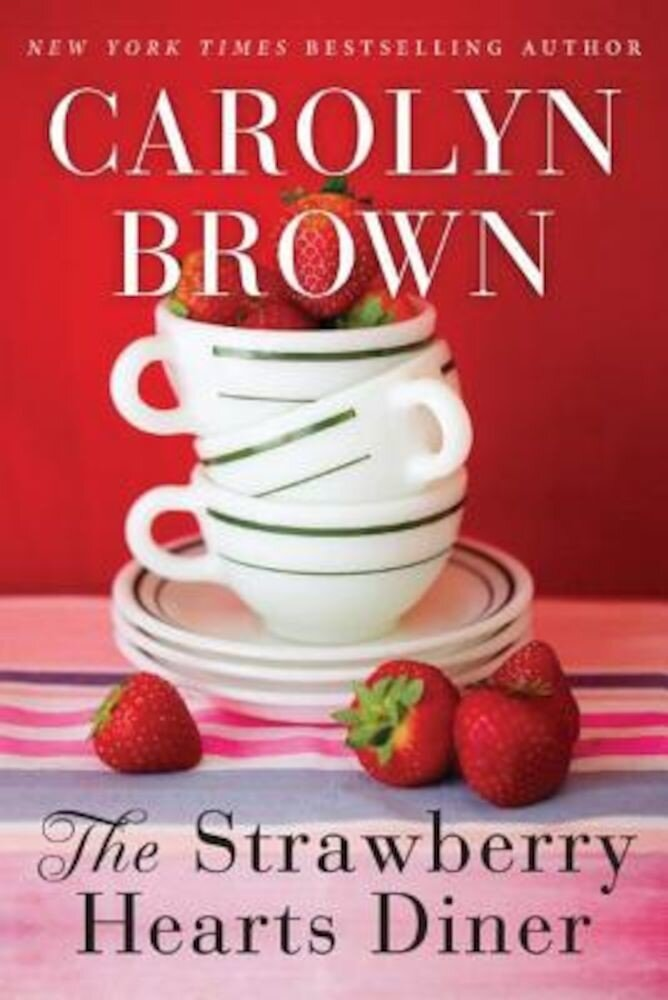 The Strawberry Hearts Diner, Paperback