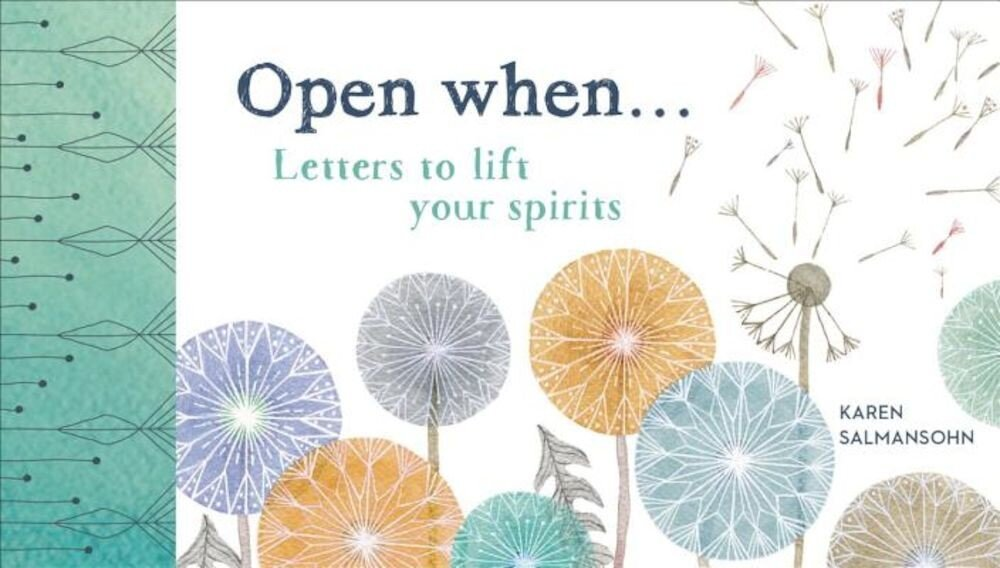 Open When: Letters to Lift Your Spirits, Paperback