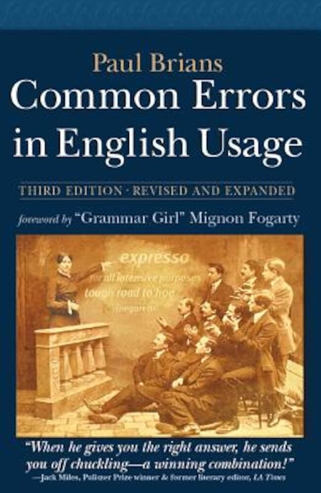 Common Errors in English Usage, Paperback