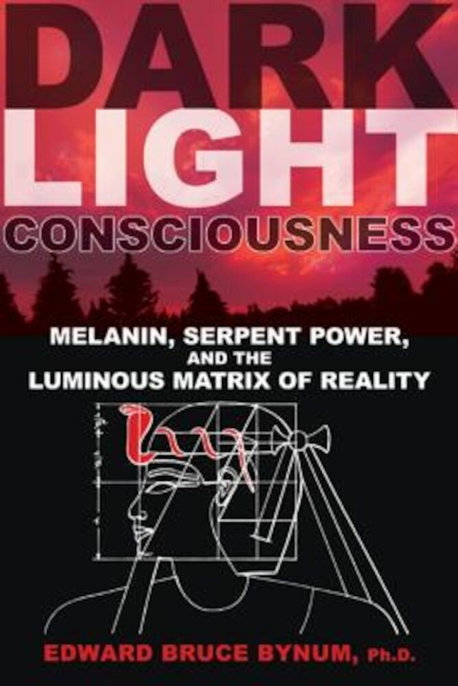 Dark Light Consciousness: Melanin, Serpent Power, and the Luminous Matrix of Reality, Paperback