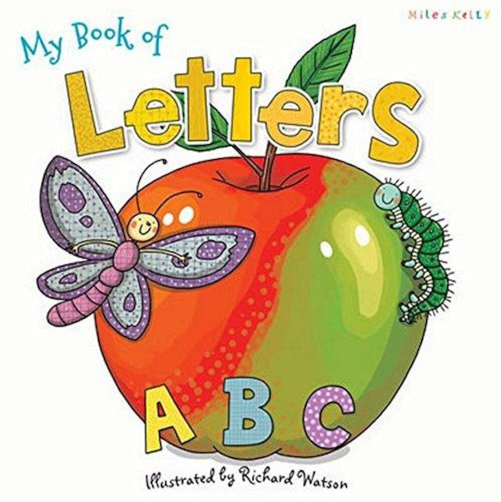 C 24 My Book Of Letters