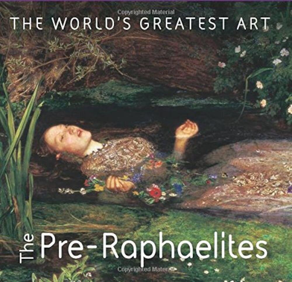 Coperta Carte The Pre-Raphaelites