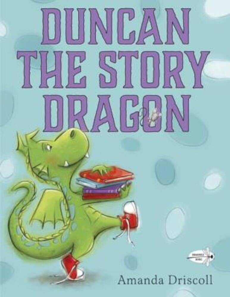 Duncan the Story Dragon, Paperback