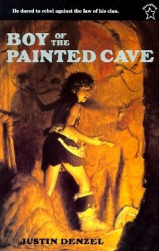 The Boy of the Painted Cave, Paperback