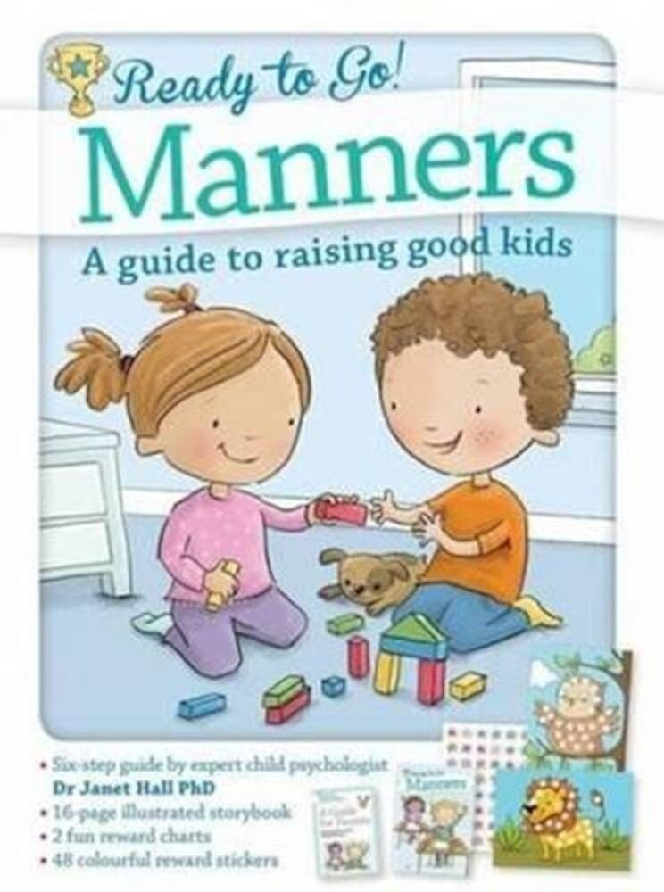 Ready to Go Manners: A Guide to Raising Good Kids
