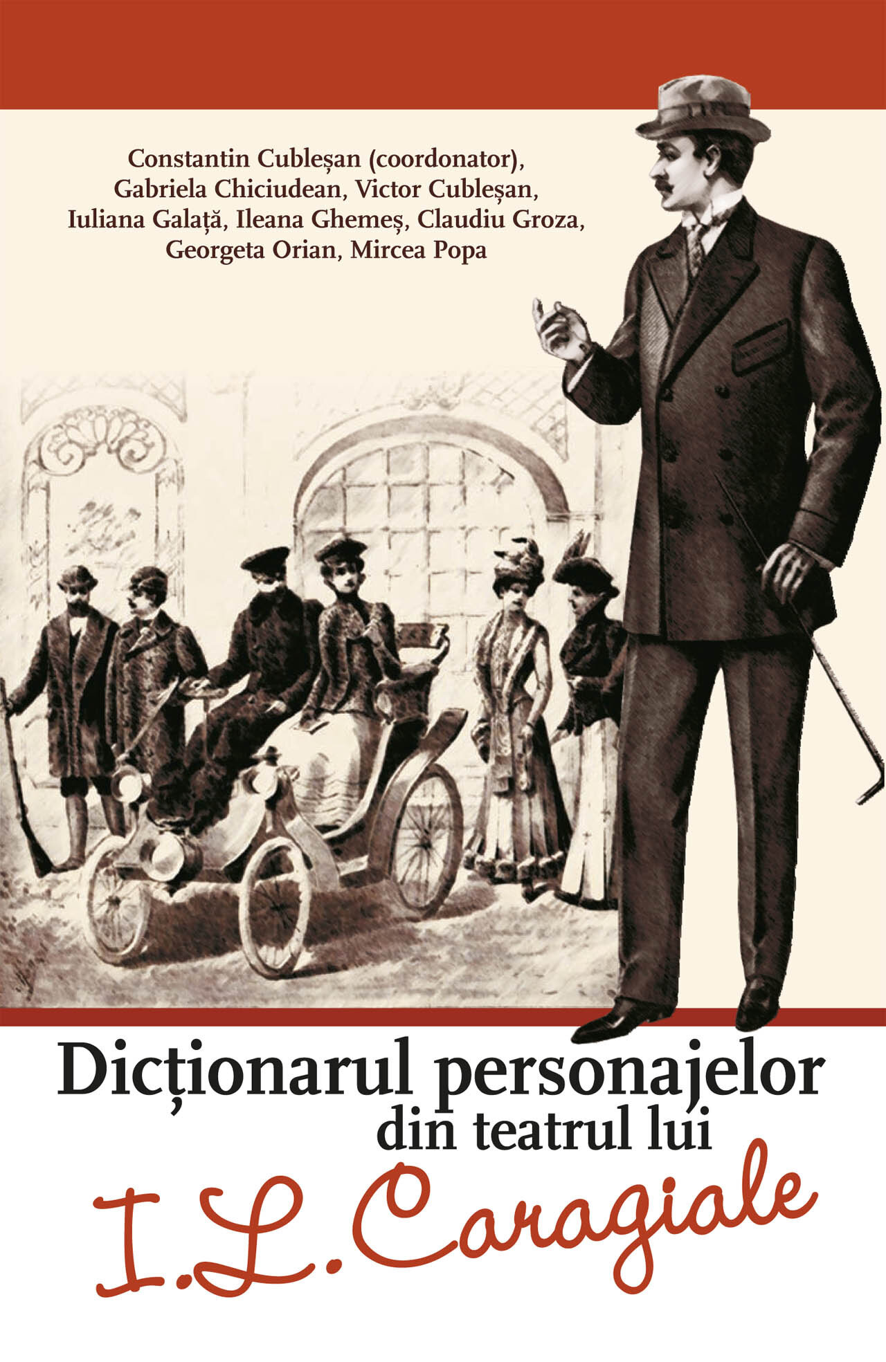 Dictionarul personajelor din teatrul lui I.L. Caragiale (eBook)