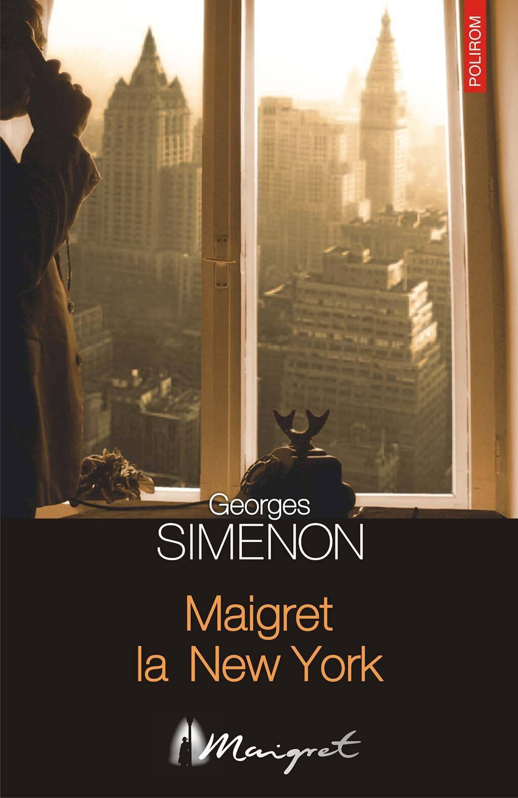 Maigret la New York (eBook)