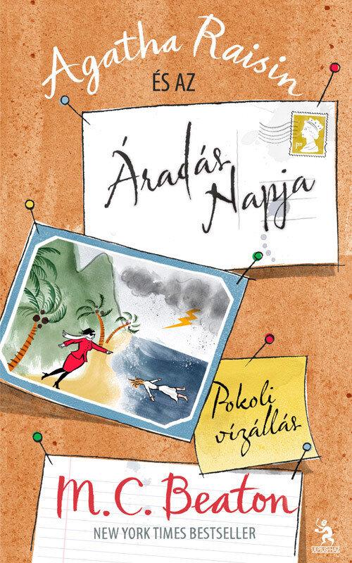 Agatha Raisin es az aradas napja (eBook)