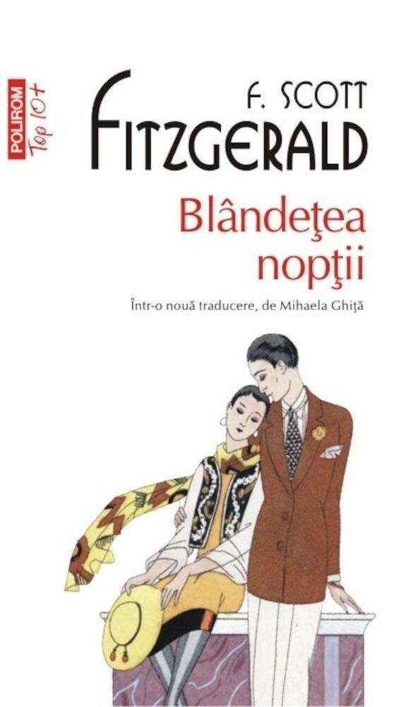 Coperta Carte Blindetea noptii - traducere noua (Top10+)