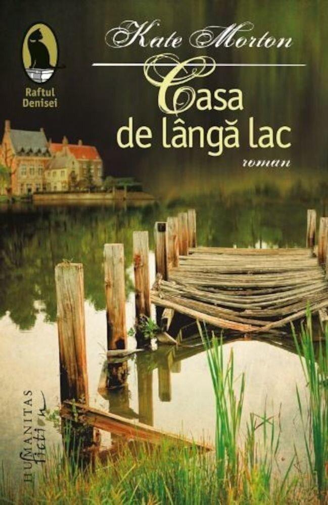 Coperta Carte Casa de langa lac