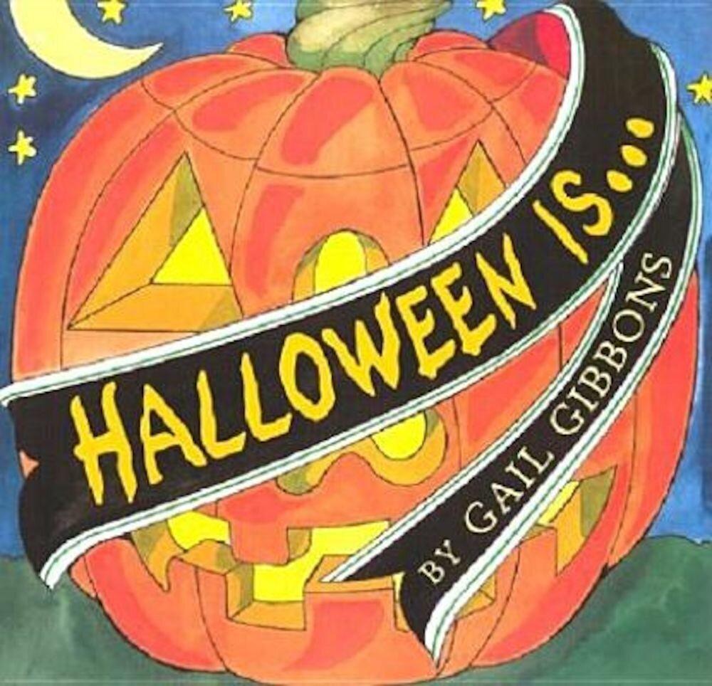 Halloween Is..., Paperback