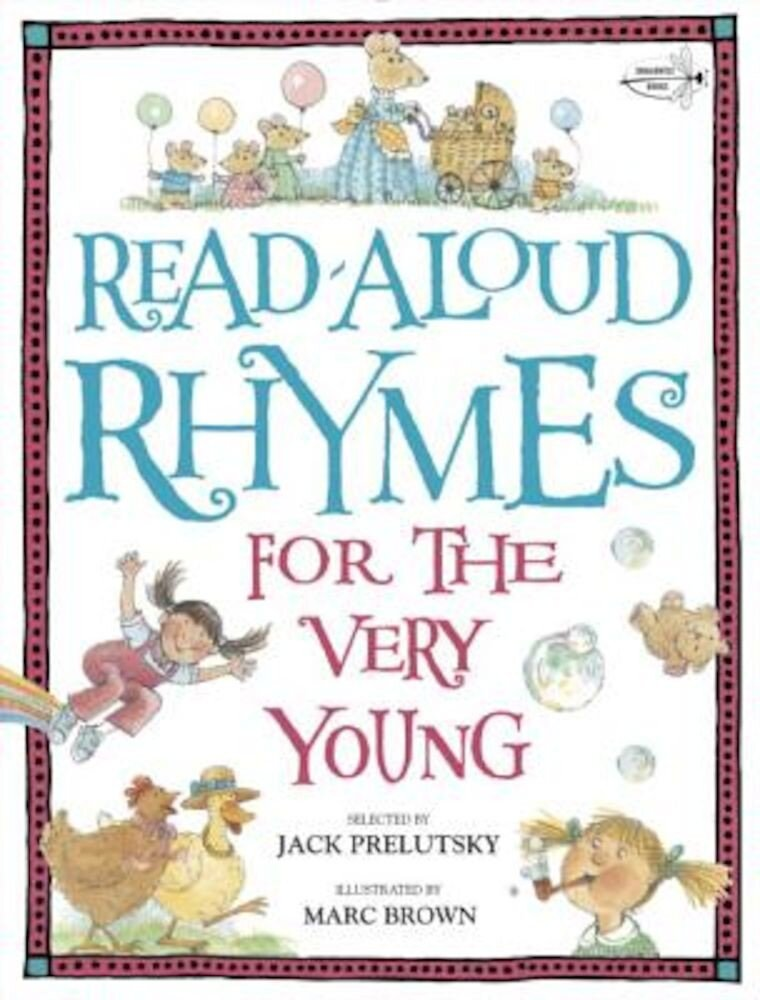 Read-Aloud Rhymes for the Very Young, Paperback