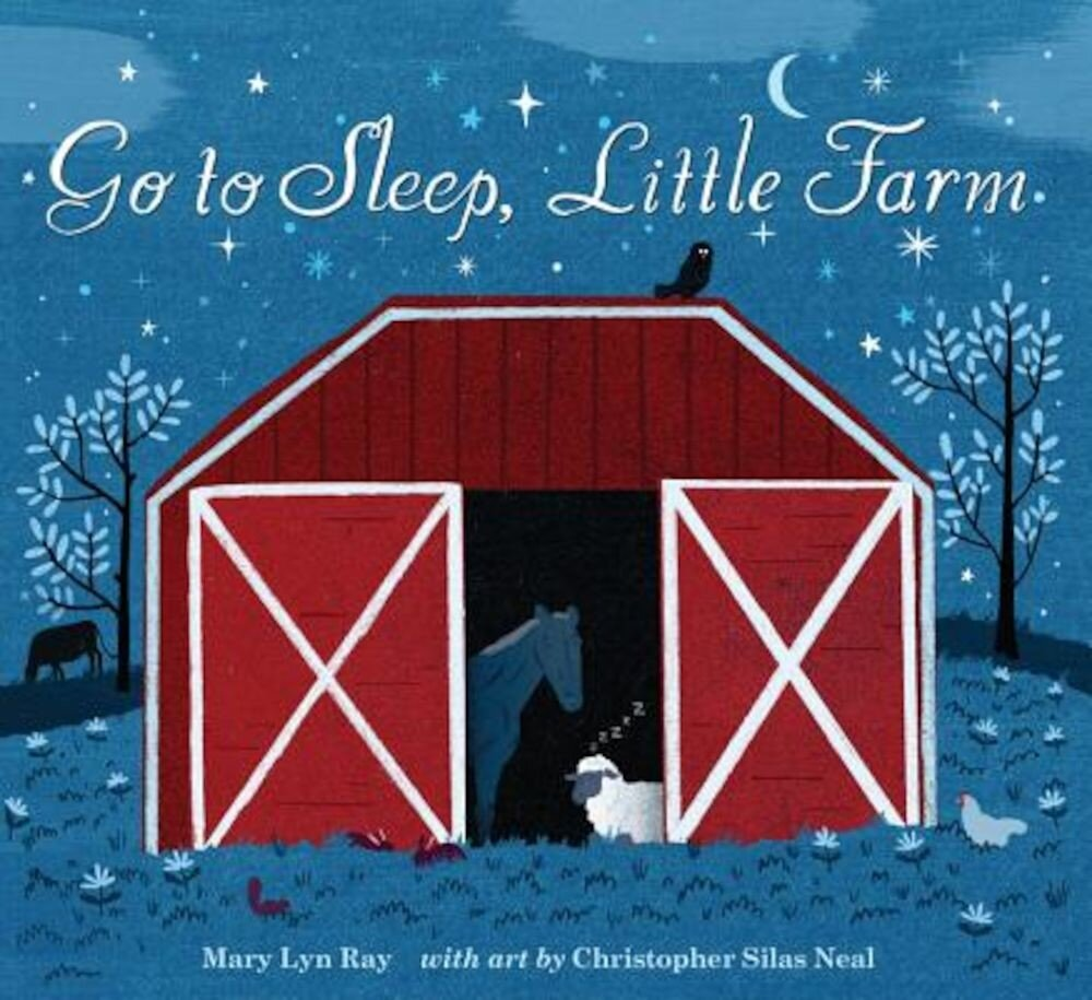 Go to Sleep, Little Farm, Hardcover