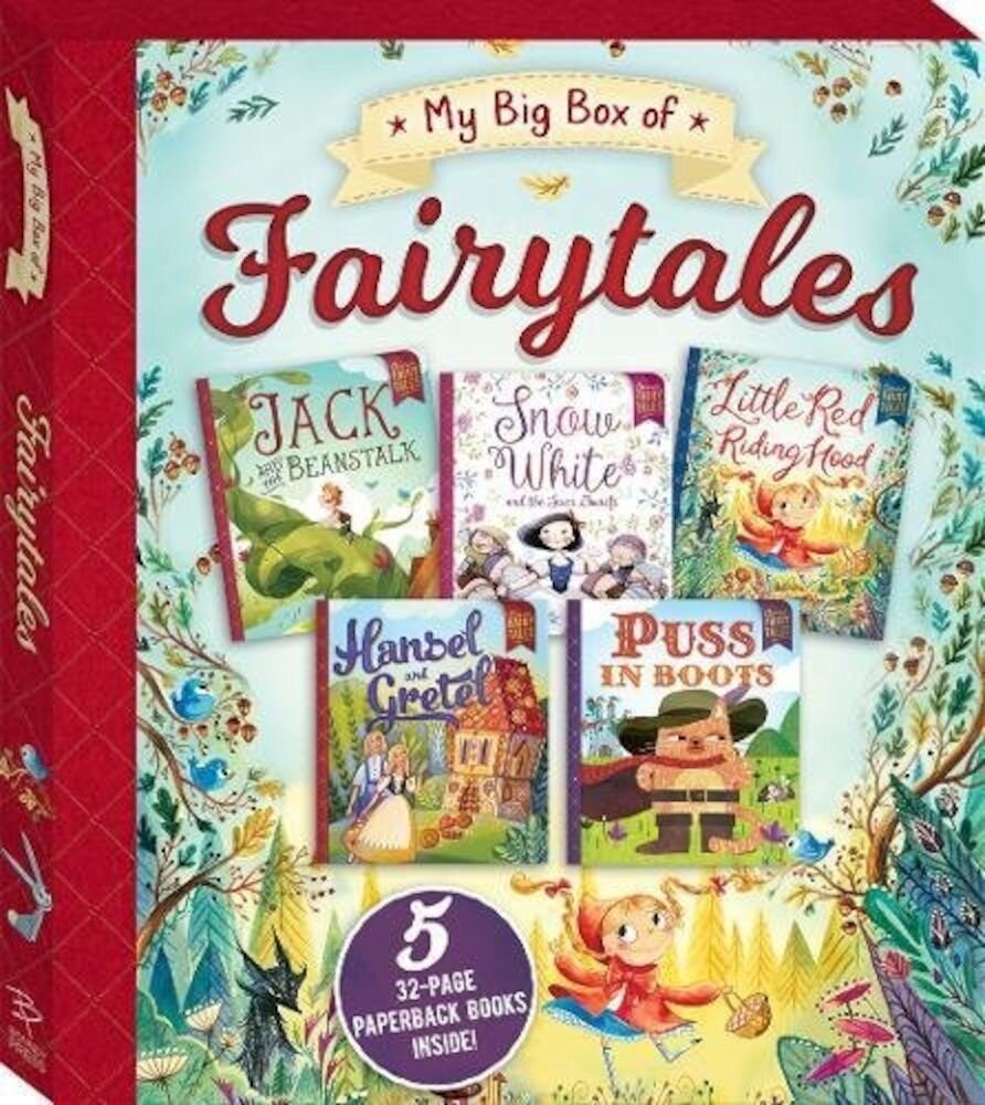 My Box of Bonney Press Fairytales