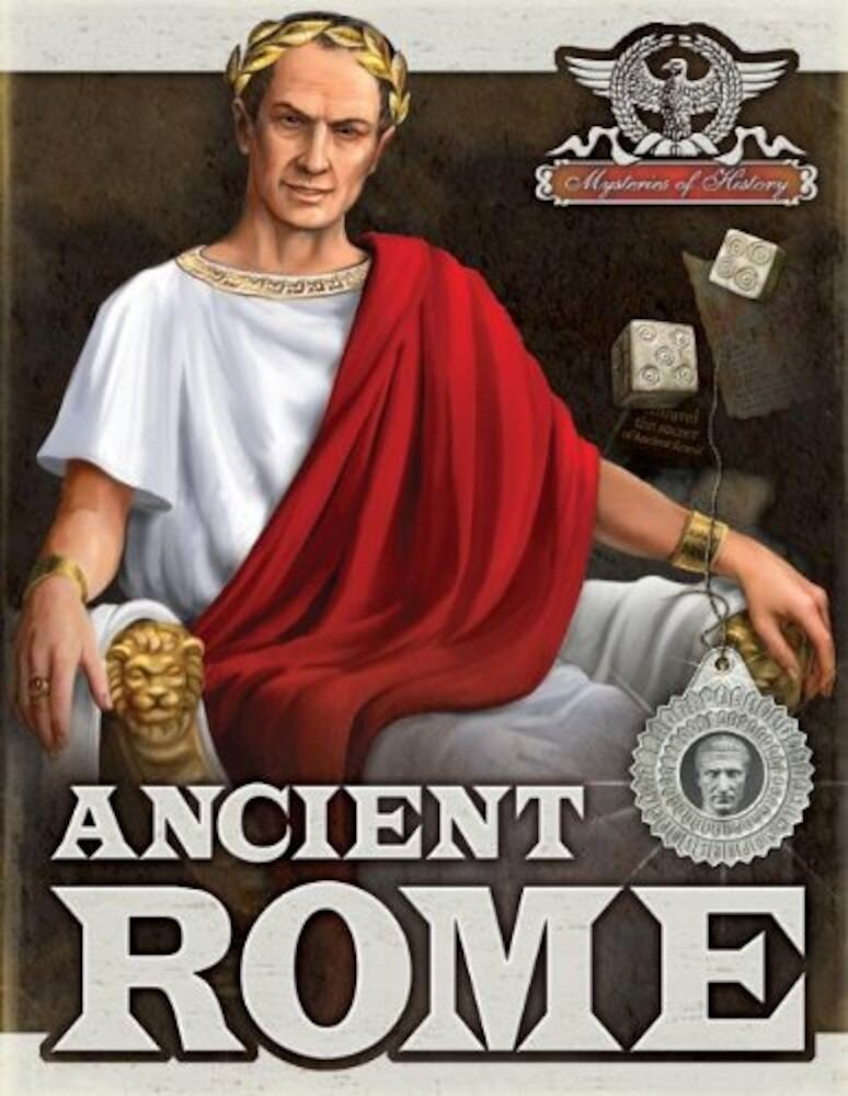 Ancient Rome (Mysteries of History)