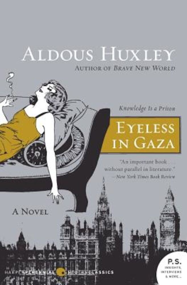 Eyeless in Gaza, Paperback